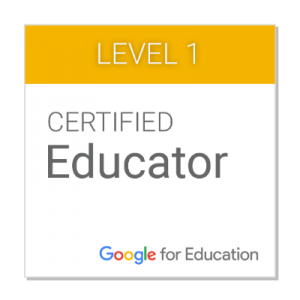 Manoj Dhawale Google Certified Educator